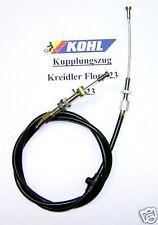 Kupplungszug Kreidler Flory 23 MF23 original kompl