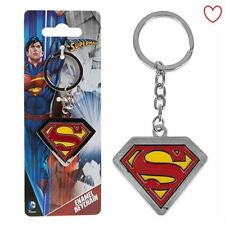Superman DC Comics Logo Llavero Escudo Regalo