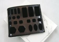 MMM Maison Martin Margiela Wallet Black Patent Cut Out Bag Backpack Shoes New