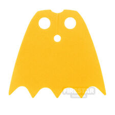 LEGO Batgirl Cape Shiny Soft Fabric - Yellow