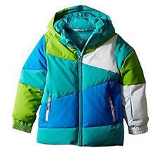Spyder Winter Snow Ski Jacket Girls Bitsy Duffy Puffer Jackets, Size 5, NWT