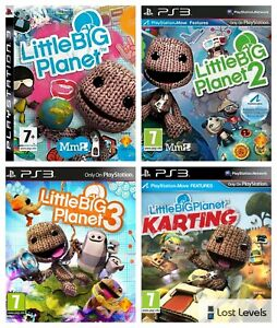 Ps3 - Little Big Planet   Karting   Choose Your Game Multi-Listing