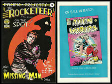 Pacific Presents #2 The Rocketeer NM+(1983 Pacific Comics)