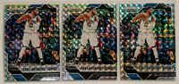 2016-17 Panini Prizm Silver Mosaic Karl-Anthony Towns #51 LOT x3 Timberwolves