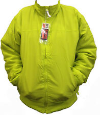 Fleece Jacket Full Zip With Pockets All Seasons Summer Coat Large Sizes New