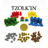 TZOLKIN FULL UPGRADE PACK x117  expansion deluxe Exclusive Board Game Compatible