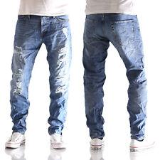 326c753c423f JACK   JONES Mike Original comfort fit Herren Jeans Hose AM 437 blau neu
