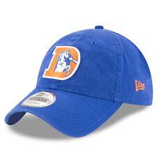 Denver Broncos New Era NFL 9TWENTY Strapback Adjustable Hat Dad Cap Historic 920