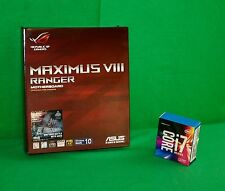 ASUS MAXIMUS VIII RANGER  MOTHERBOARD & Intel i7 6700k 4GHz Processor COMBO KIT