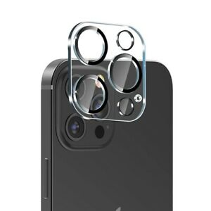 Full Protection Camera Lens Tempered Glass Screen Protector For iPhone 13 ProMax