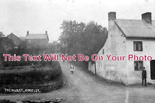 CH 287 - The Hurst, Kingsley, Frodsham, Cheshire c1906 - 6x4 Photo