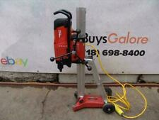Hilti Dd-250 Dd250 Core Drill Rig Works Great Mint Condition