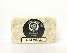 EDNA Lucille OATMEAL Handmade Soap 7 oz French Milled with Aloe Vera & Vitamin E