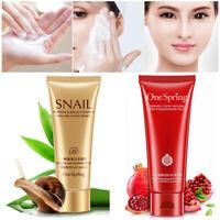 1PC 80g Foam Facial Deep Cleanser Cream Moisturizing Skin Washing Accessory