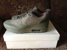 Nike Air Max 1 V SP Steel Green Patch 704901-300 Size 10.5
