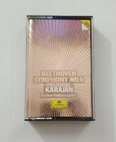 Beethoven Symphony No 6 Pastoral Karajan Berliner Philhamoniker Cassette