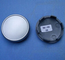 (5102) 2x Nabenkappen Nabendeckel Felgendeckel 60,0 / 55,0 mm