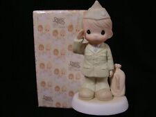 New ListingPrecious Moments-Army Boy Figurine-1 Year Production