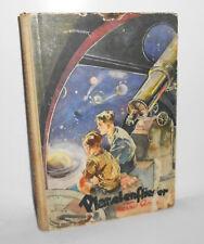 Nikolaus Reitter - Planetenflieger astronomisches Abenteuer Utopie 1930er (B2