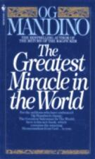 The Greatest Miracle in the World Og Mandino Christian Paperback FREE SHIPPING