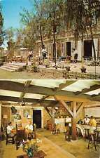 English Harbour Antigua Admirals Inn Interior and Exterior Postcard J67116