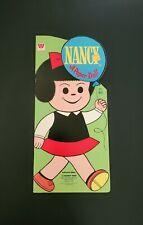 Vintage Whitman 1971 Nancy A Paper Doll #1971 Brand New Uncut Brand New Book!
