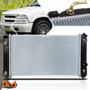 Aluminum OE Replacement Radiator for 96-05 Chevy Blazer/GMC Sonoma AT DPI-1826