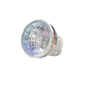 USHIO HALOGEN REFLECTOR LAMP MR8 12V 20 WATT GZ4 20W/N/FG NEW