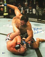 Antonio Rogerio Nogueira Signed 11x14 Photo BAS Beckett COA UFC 140 Autograph 1