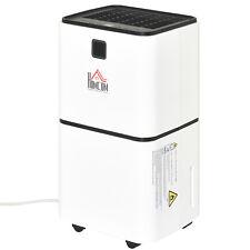 Luftentfeuchter mit 3 Modi un 24 h Timer Raumentfeuchter ABS Weiß