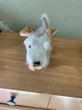 """Webkinz 8.5"""" Fox Terrier Without Tag plush toy"""