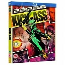 Kick-Ass Reel Heroes Sleeve Blu Ray