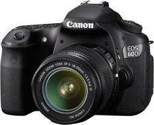 Canon EOS 60D 18.0MP SLR (mit EF-S 18-55mm f/3.5-5.6) 11k Ausl. - Gereinigt