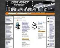 Turnkey Amazon Car Parts Affiliate Store Turnkey Website Free Hosting 1 Month