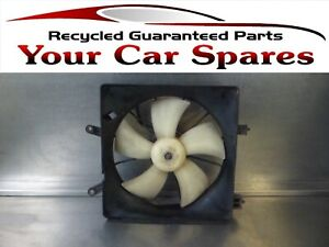 Honda Civic Radiator Fan Right Side 1.6cc Petrol 00-05 Mk7