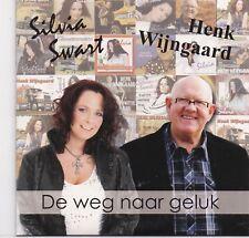Silvia Swart&Henk Wijngaard-De Weg Naar Geluk cd single