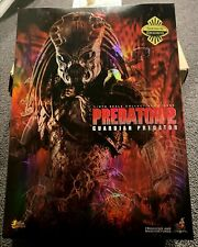 Hot Toys Predator 2 Predator Guardian MMS126 - Sideshow Exclusive 1/6th Scale