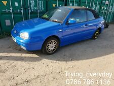 VW GOLF MK3.5 2.0 Auto Convertible Colour Concept Breaking Spare Parts 1 Wiper