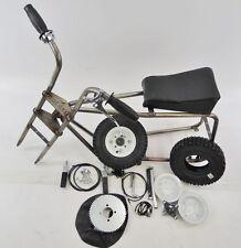 """BaD DoG !!!! Mini Bike Minibike Frame & 6"""" Wheel Kit COMPLETE!!"""