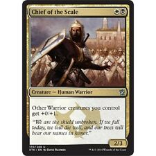 MTG Chief of the Scale NM - Khans of Tarkir
