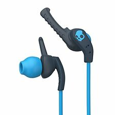 (Skull Candy -) Skullcandy Xtplyo Earphone Ear Bud Support Microphone With Black