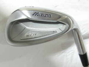 Used RH Mizuno MX-17 Single Sand Wedge - Wedge Flex Steel