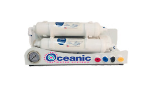 Compact RO Reverse Osmosis Water Filtration System for Apartment/RV/Boats/Dorms