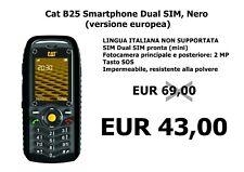 CAT Cellulare CAT B25 Professionale e Resistente 2G Certificato IP67