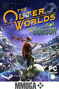 The Outer Worlds: Peril on Gorgon Key - PC Steam DLC Download Code RPG - DE/EU