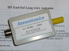 *SHF-80*, Low Noise Antenna. 80 - 6 Mtrs HF Longwire for SWL & TX