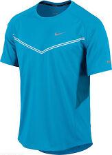Nike TECH Short Sleeve Running T-shirt Camiseta Entrenamiento Talla M
