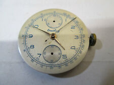 Vintage Venus 170 Wrist Chronograph Movement Only, Marked Breitling