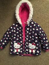 Hello Kitty jacket size 1.5-2years old