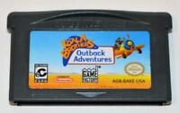 THE KOALA BROTHERS: OUTBACK ADVENTURES NINTENDO GAMEBOY ADVANCE SP GBA